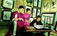 Lớp học chữ Nho trong thành phố