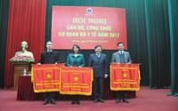 Bộ Y tế tổ chức Hội nghị cán bộ, công chức, viên chức Cơ quan Bộ Y tế năm 2017