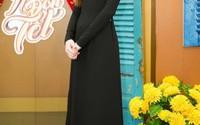Tết này muốn nổi bần bật, hãy tậu ngay một chiếc áo dài đen như dàn sao Việt đình đám