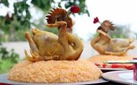 Vì sao chỉ nên chọn gà trống để cúng dịp Tết