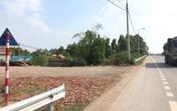 Sở GTVT Bắc Giang đề nghị xử lý nghiêm hành vi phá hàng rào hộ lan Quốc lộ 1