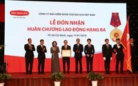 Công ty BHNT Dai-ichi tặng 1 tỷ đồng vào ngày đón nhận Huân chương Lao động