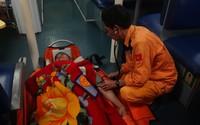 Đà Nẵng: Cứu thuyền viên Philippines bị nhồi máu cơ tim