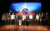 """Khởi động cuộc thi âm nhạc """"The Band by VinaPhone"""" dành cho giới trẻ người Việt"""