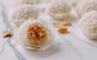 Cách làm bánh mochi dừa thơm nức làm nhanh ăn ngon