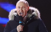 Ông Putin nói gì sau khi thắng áp đảo trong cuộc bầu cử Tổng thống Nga