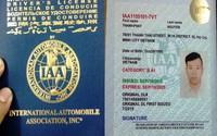 Cục CSGT nói gì về việc giấy phép lái xe quốc tế vô giá trị ở Việt Nam?