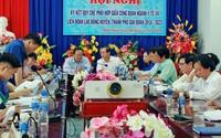 Đoàn công tác của Bộ Y tế kiểm tra hoạt động y tế - dân số tại Ninh Thuận