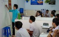 Lớp học đặc biệt của thầy giáo nghèo