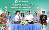 BV Mắt cơ sở 2 phẫu thuật chỉnh tật khúc xạ miễn phí cho chiến sĩ Quân chủng Hải quân Việt Nam