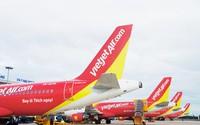 Chim va vào máy bay, Vietjet Air phải hủy nhiều chuyến dịp lễ 30/4-1/5