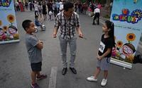 """Cùng trẻ học kỹ năng sống """"Vì tầm vóc Việt"""""""