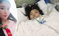 Cô gái trẻ phải cắt chân sau khi làm phù dâu hai ngày liên tiếp