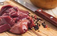 Gan gà, gan lợn, gan bò, gan cá - gan nào tốt nhất: Tiến sĩ Mỹ giải thích