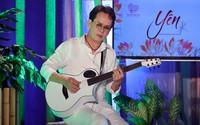 Nhạc sĩ Đức Huy đón đứa con thứ năm ở tuổi 71
