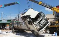 Nhân chứng kể lại phút kinh hoàng xe tải mất phanh lao vào đám đông
