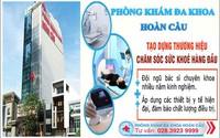 Phòng khám đa khoa Hoàn Cầu quận 5 Hồ Chí Minh