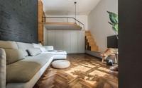 Căn hộ 35m² nhiều góc chết được xử lý không thể đẹp và khéo hơn của cặp vợ chồng KTS