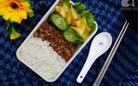 Gợi ý bữa cơm trưa làm nhanh ăn ngon
