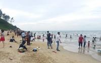 Thầy giáo đuối nước tử vong thương tâm trên biển Thiên Cầm