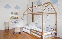 Hãy dành cho con khoảng thời gian đẹp nhất trong cuộc đời với 15 kiểu phòng ngủ vui nhộn và sáng tạo này sẽ truyền cảm hứng cho bạn