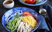 Mì trộn tươi mát thơm ngon kiểu Nhật