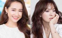Nhã Phương chưa nhận vai đã bị fan của Song Hye Kyo 'dìm' không thương tiếc