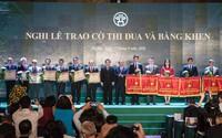 MEDLATEC vinh dự nhận cờ thi đua của Thủ tướng chính phủ
