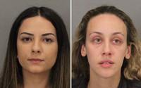 2 cô giáo Mỹ bị bắt vì quan hệ với nhiều nam sinh