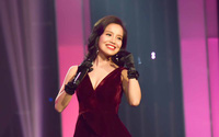 Gia đình ca sĩ Mỹ Linh hòa giọng trên sân khấu 'Chạm tới thiên đường'