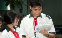 Học sinh Sài Gòn hứng thú với đề Văn vào lớp 10