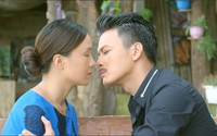Cả một đời ân oán tập 54 tối nay: Phong và Dung bất ngờ khóa môi nhau?
