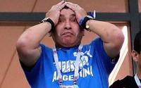 Maradona bật khóc sau khi chứng kiến Argentina bị Croatia hạ nhục