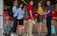 Vietjet mở đường bay Nha Trang - Đà Nẵng