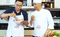 """Nhạc sĩ Huy Long: """"Vào bếp cũng giống như viết nhạc…"""""""
