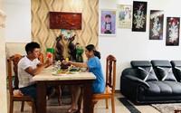 Căn nhà đơn giản của nam ca sĩ đình đám một thời bỗng