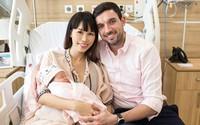 Chồng Hà Anh: 'Tôi giúp vợ việc nhà, thay tã cho con'