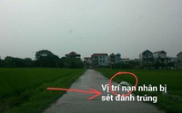 Đi cấy gặp mưa, hai người bị sét đánh tử vong ở Hải Phòng