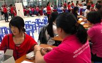 Hành trình đỏ 2018 tiếp nhận hơn 42.000 đơn vị máu