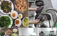 Đi du lịch Đà Nẵng, mẹ trẻ vẫn đều đặn 6h dậy đi chợ nấu cơm khiến chị em tranh cãi kịch liệt
