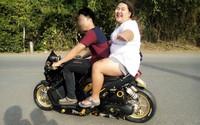 Chung sống 10 năm, chồng ngoại tình vì chê vợ mập, còn tuyên bố sẽ nuôi con của bồ nhí