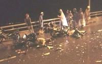 Hai xe máy đâm nhau: 1 người chết, 3 người bị thương