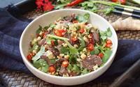 Muốn giảm cân mà vẫn ăn ngon, học ngay cách làm món bò trộn siêu tốc này nhé