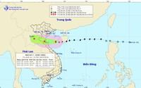 Tin mới nhất cơn bão số 3: Giật cấp 11 tấn công đất liền Nghệ An, Hà Tĩnh