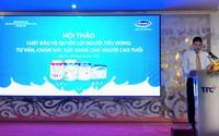 Vinamilk tiến gần đến mục tiêu chăm sóc sức khỏe cho 1 triệu bệnh nhân và người cao tuổi Việt Nam