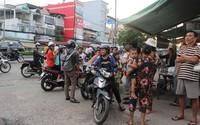 Nhân chứng kể vụ công an nổ súng bắt cướp ở Sài Gòn