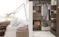 Tường lửng - Giải pháp phân chia không gian vô cùng thông minh cho những căn nhà nhỏ