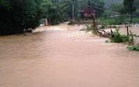 Nghệ An: Sau bão, nhiều địa phương bị ngập nặng, chia cắt