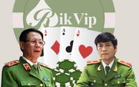 Hai tướng công an bảo kê đường dây đánh bạc chục nghìn tỷ như thế nào?