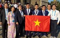 Việt Nam giành một huy chương vàng Oympic Hóa học quốc tế